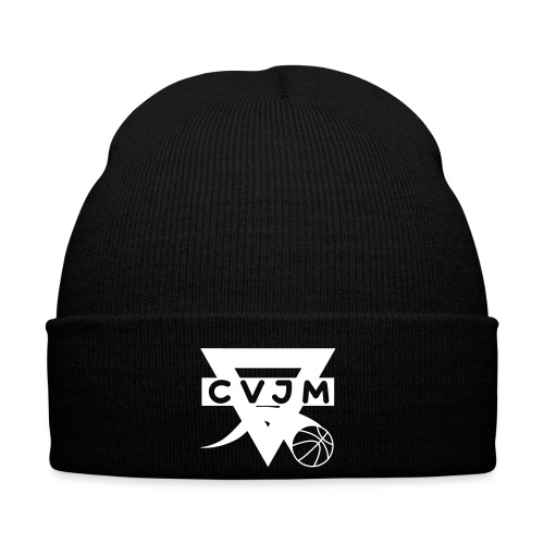 CVJM Logo Einfarbig - Wintermütze