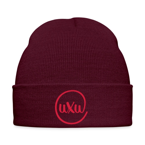 UXU logo round - Winter Hat
