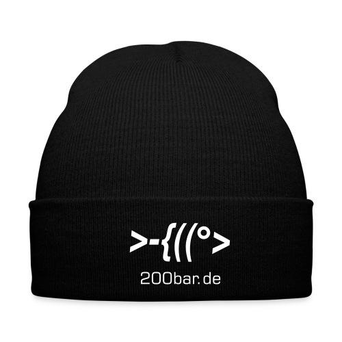 200bar fisch cap - Wintermütze