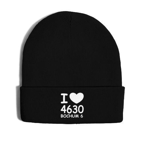 I ♥ 4630 BOCHUM 6 - Wintermütze