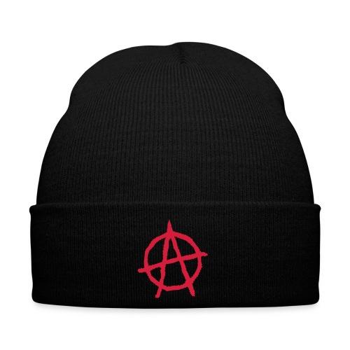 Anarchy Symbol - Winter Hat