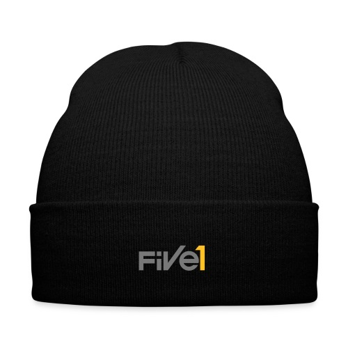 FIVE1 logo - Wintermütze
