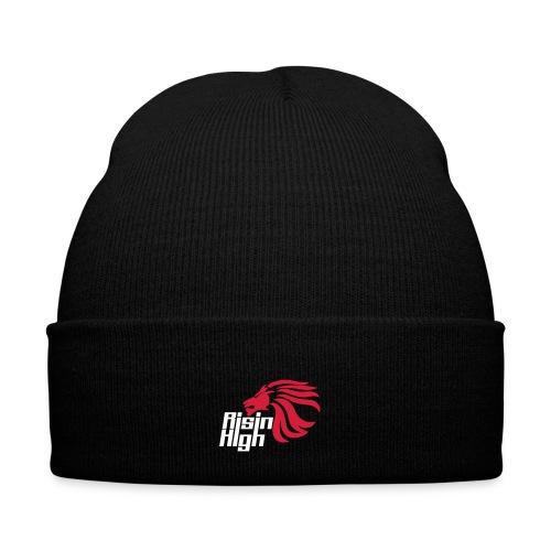 risin high logo - Wintermütze