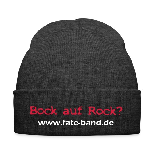 fate logo spreadshirt 4 - Wintermütze