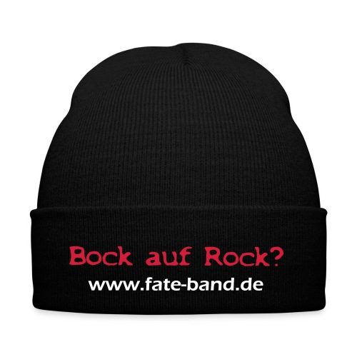 fate logo spreadshirt 4 - Wintermütze