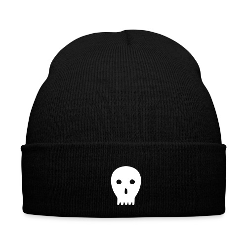 skull, totenkopf - Wintermütze