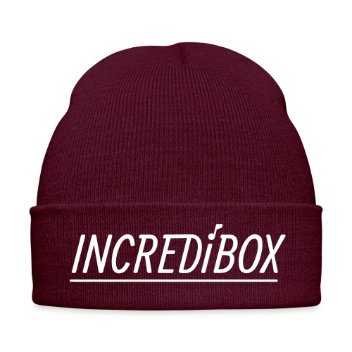 INCREDIBOX - Bonnet d'hiver