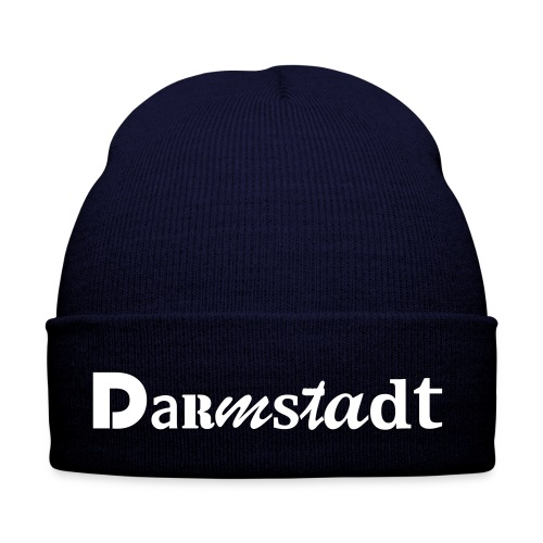 Darmstadt - Wintermütze