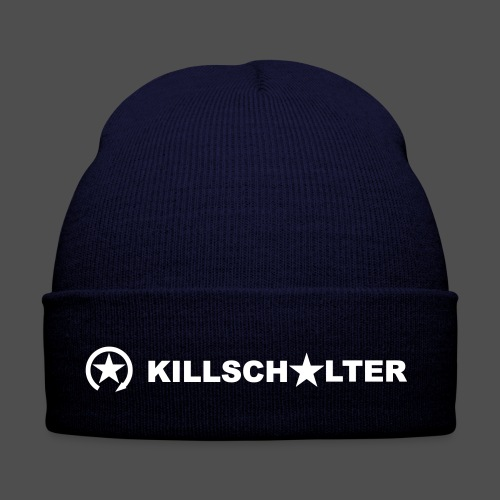 KILLSCHALTER Logo Brand 7KS04 - Wintermütze