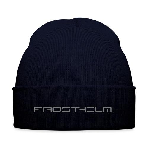 Ein Frosthelm ist ein Frosthelm ... - Wintermütze