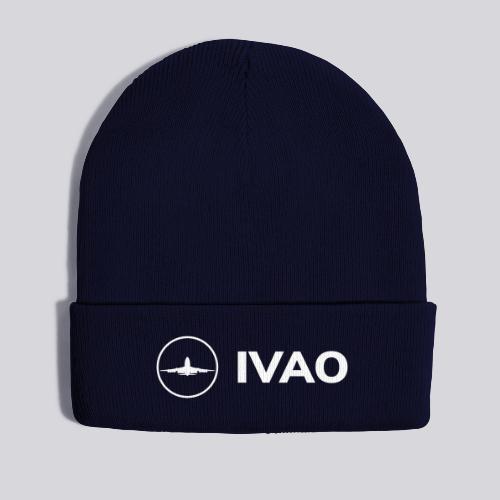 IVAO (White Full Logo) - Winter Hat