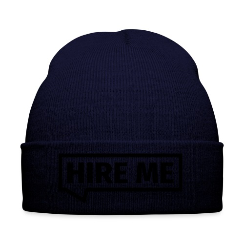 HIRE ME! (callout) - Winter Hat