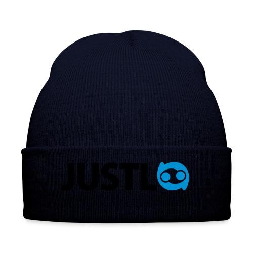 Justlo Logo - Wintermütze