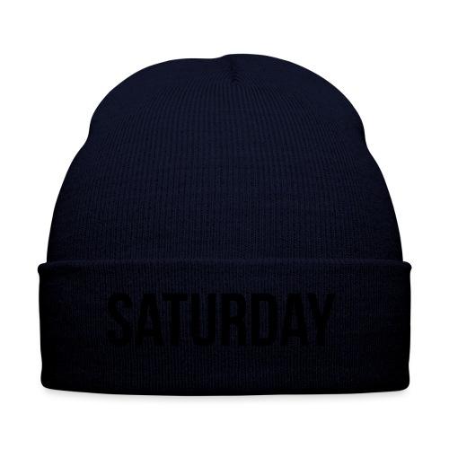 Saturday - Winter Hat