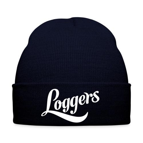 Loggers 1 color logo - Vinterlue