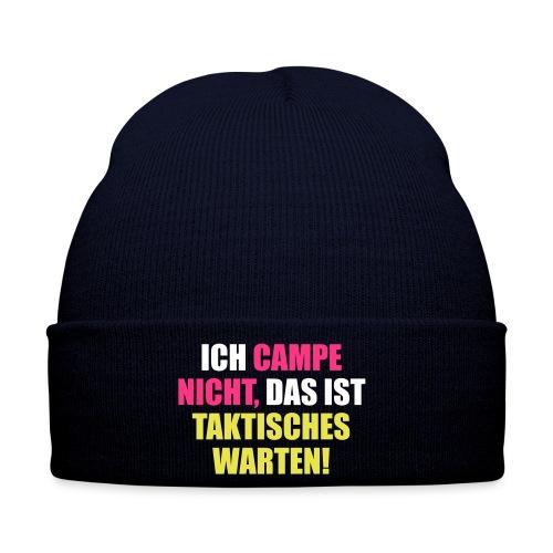 CampeNichtTaktischWarten - Wintermütze