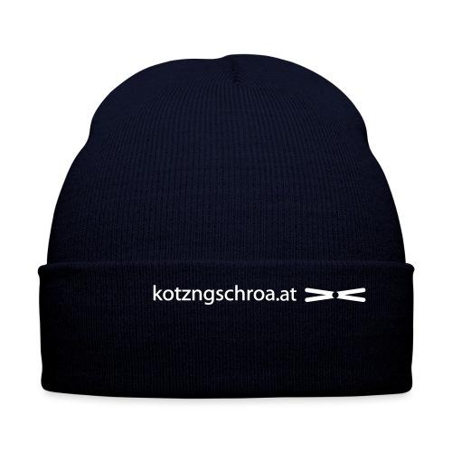 kotzngschroaat motiv - Wintermütze