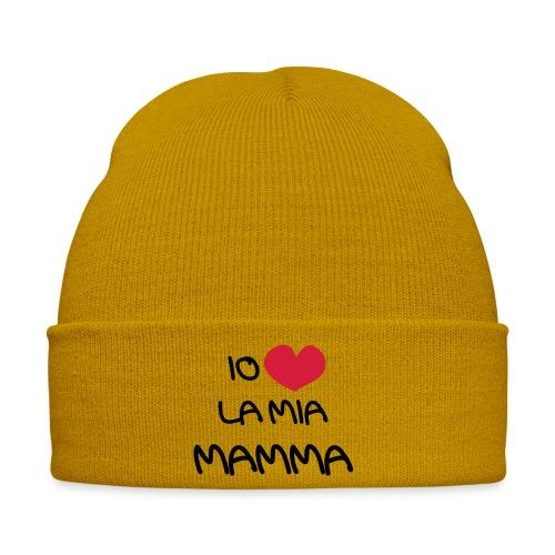 Io Amo La Mia Mamma - Cappellino invernale