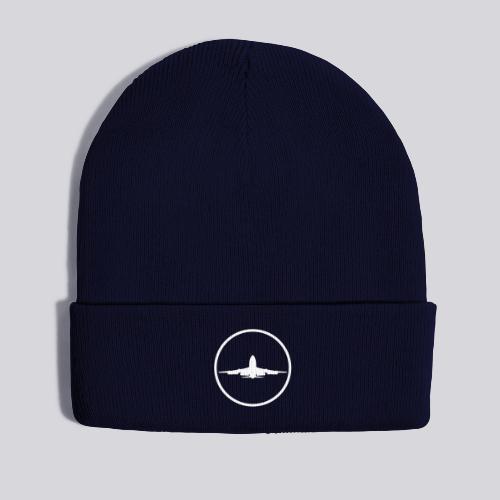 IVAO (symbole blanc) - Bonnet d'hiver