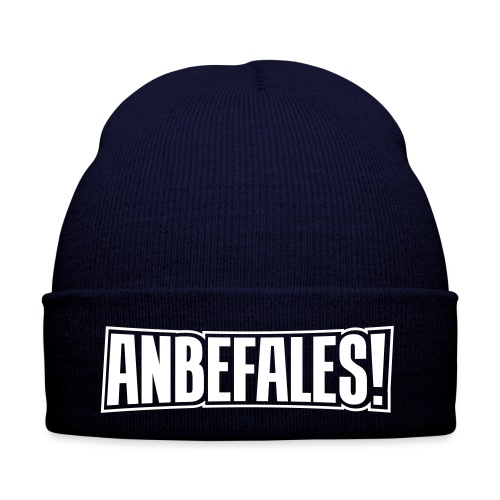 Anbefales