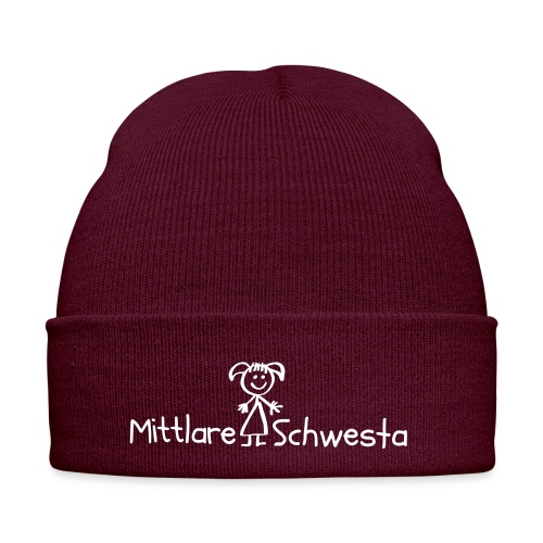 Vorschau: Mittlare Schwesta - Wintermütze