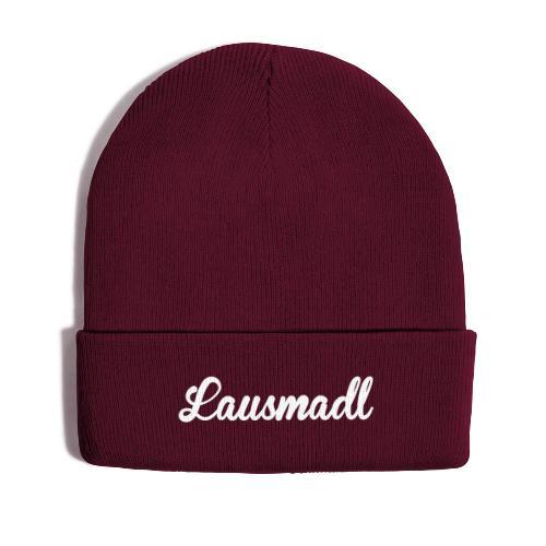 Vorschau: Lausmadl - Wintermütze