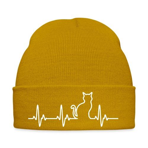 Vorschau: Ein Herz für Katzen - Wintermütze