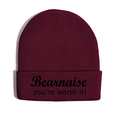 Bearnaise - you're worth it! - Winter Hat
