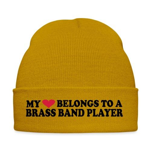 MY HEART BELONGS TO A BRASS BAND PLAYER - Vinterlue