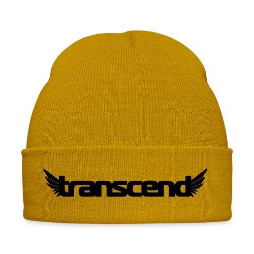 Transcend Mug - Black Print - Winter Hat