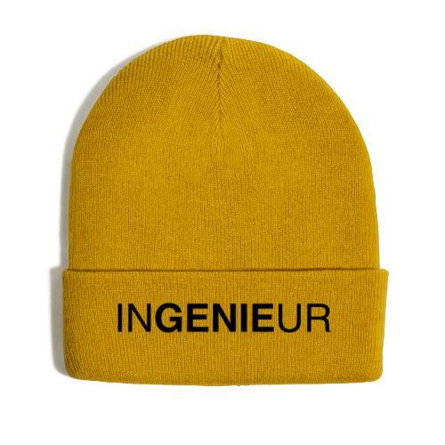 ingenieur 01 - Wintermütze