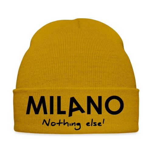 milano nothing else - Cappellino invernale