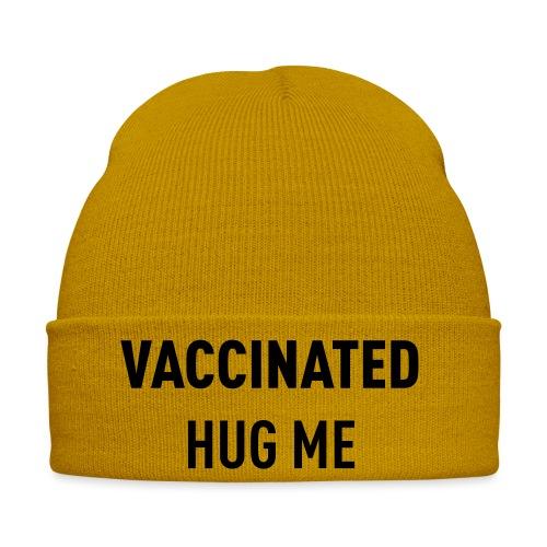 Vaccinated Hug me - Winter Hat