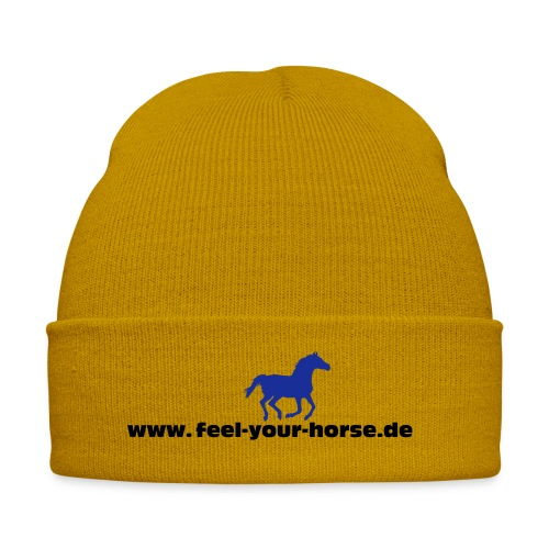 111yourhorse - Wintermütze