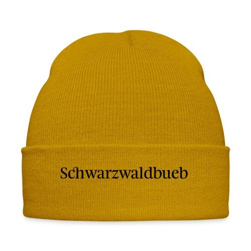 Schwarwaödbueb - T-Shirt - Wintermütze