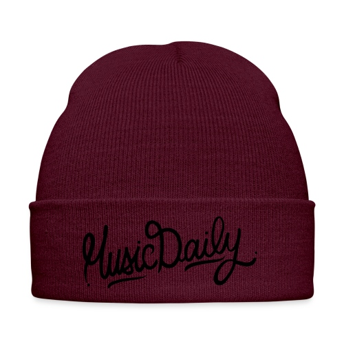 MusicDaily Logo - Wintermuts