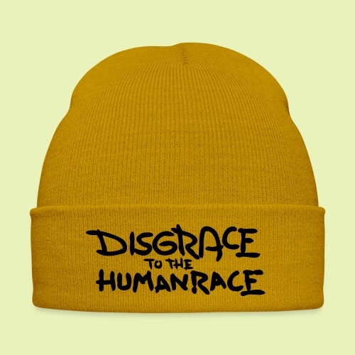 Disgrace to the human race - Wintermuts
