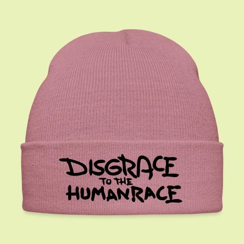 Disgrace to the human race - Wintermuts