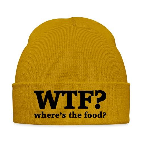 WTF - Where's the food? - Wintermuts