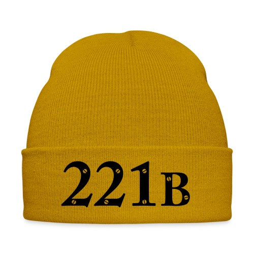 Sherlock Holmes - 221B - Wintermütze