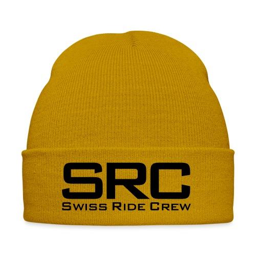 SRC Snapback Schwarz - Wintermütze