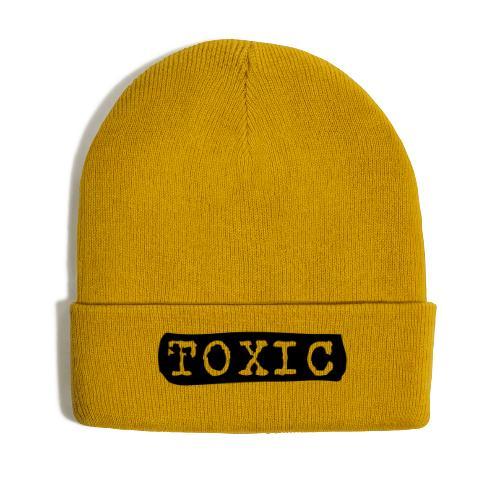toxisch toxic - Wintermütze