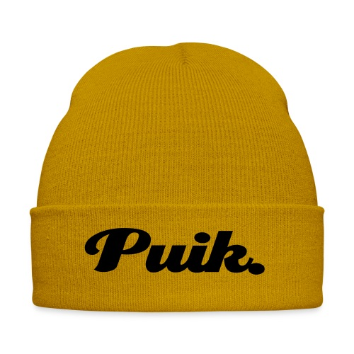 Puik. - Winter Hat