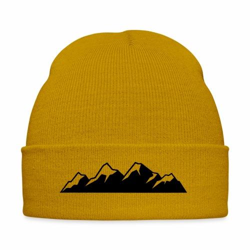 Bergkette - Wintermütze