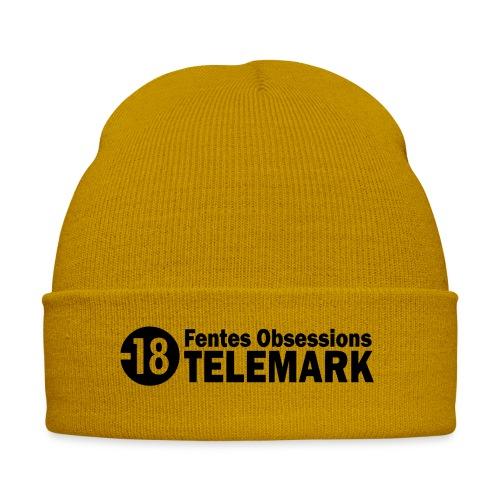 telemark fentes obsessions18 - Bonnet d'hiver