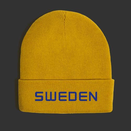 SWEDEN straight - Vintermössa