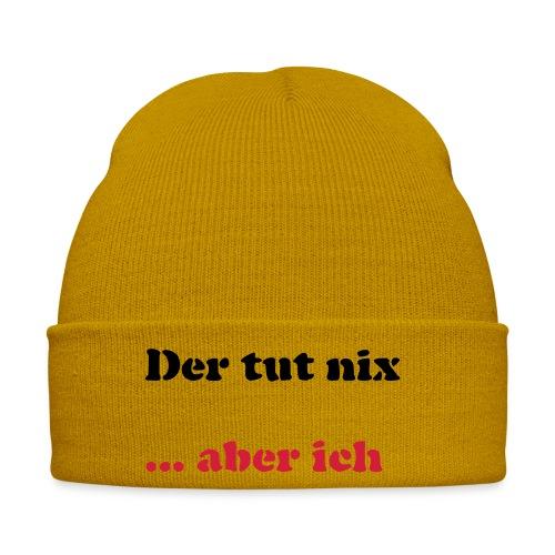 Der tut nix/was - Wintermütze