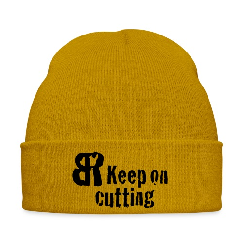 keep on cutting 1 - Wintermütze