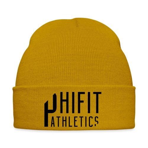 Phifit Athletics Orginal Logo Black - Wintermuts