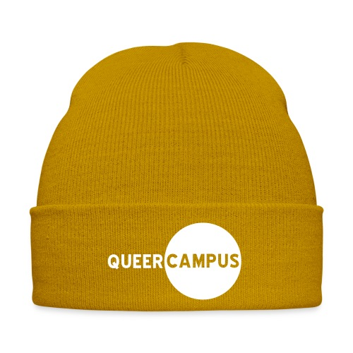 QueerCampus Logo ultra klein - Wintermütze